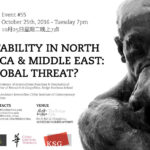 #55 - Instability in North Africa and Middle East: a global threat?