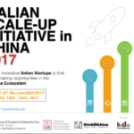 Italian Scale-up Initiative in China 2017 - Update