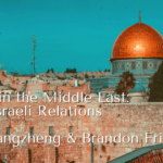 #78 - Event report - China in the Middle East: Sino-Israeli Relations