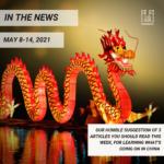 Weekly News - May 8-14, 2021