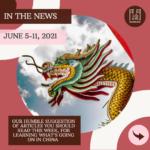 Weekly News - June 5-11, 2021