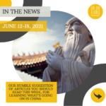 Weekly News - June 12-18, 2021